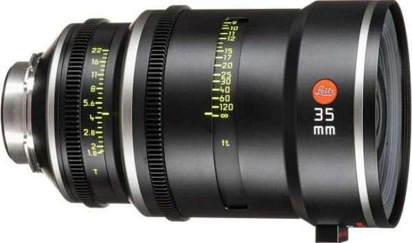 Objetivo Leitz Prime T1.8 35mm