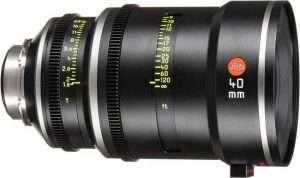 Objetivo Leitz Prime T1.8 40mm