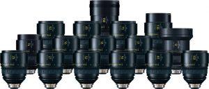 Arri Zeiss Master Prime T1.3 lenses