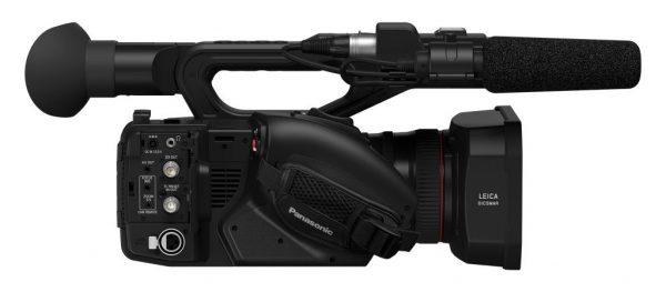 Panasonic AG-UX180 side