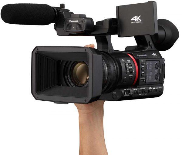 Panasonic AG-CX350 camera