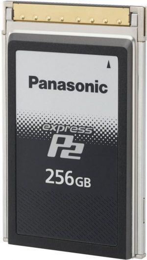 Tarjeta Panasonic Express P2 256GB