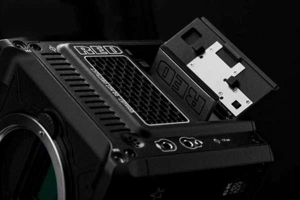 Red Komodo camera CFast 2.0