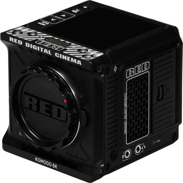 Red Komodo perspective camera