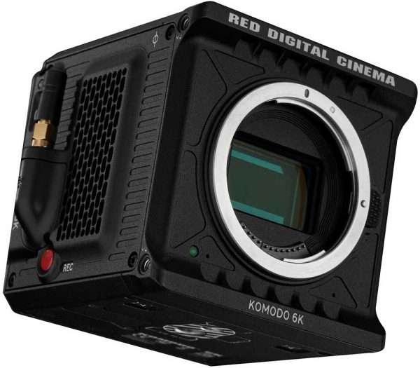 Red Komodo sensor camera