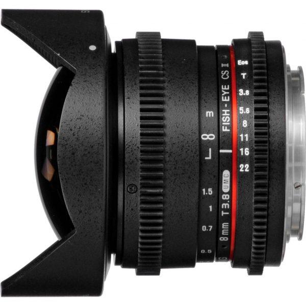 samyang 8mm fisheye