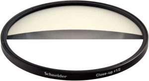 Split diopter Schneider +2