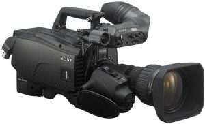 Sony HDC-4300 camera