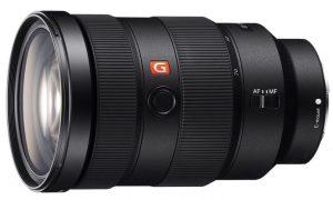 Objetivo fotográfico Sony FE 24-70 mm F2.8 GM