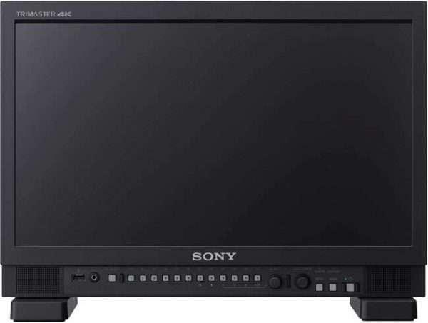 Sony 4K PVM-X1800 monitor