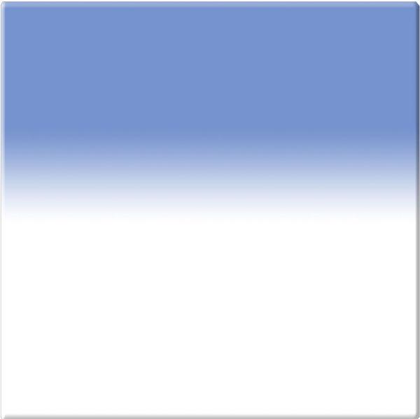 "Tiffen 4x5.6"" Deg Azul 3 Soft Hor"