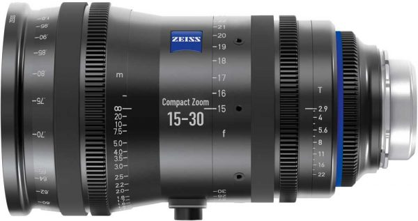 ZEISS Cinema Zoom 15-30 mm