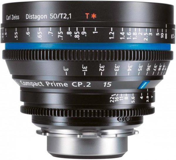Zeiss CP.2 T2.1 50mm lens