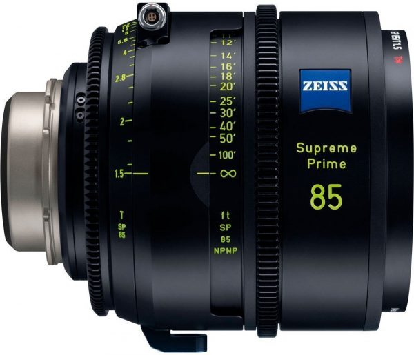 zeiss supreme 85mm