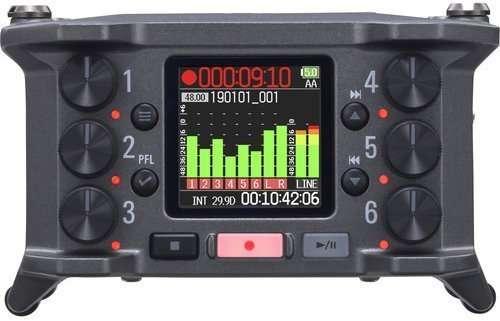 grabador audio zoom z6